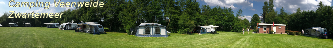 Camping Veenweide Zwartemeer